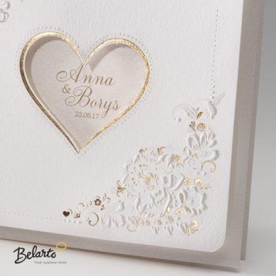 Zaproszenia Bella - Zaproszenie na Slub symbol 725016Pl 2 bella 400x400