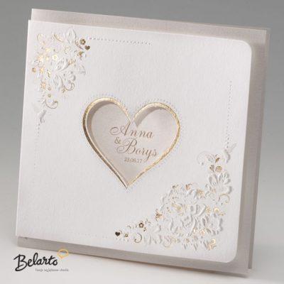 Zaproszenia Bella - Zaproszenie na Slub symbol 725016Pl bella 400x400