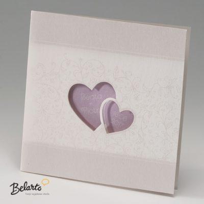 Zaproszenia Bella - Zaproszenie na Slub symbol 725022P bella 400x400