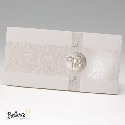 Zaproszenia Bella - Zaproszenie na Slub symbol 725023P bella 400x400