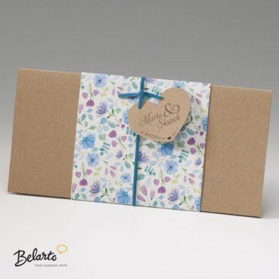 Zaproszenia Bella - Zaproszenie na Slub symbol 725028P hart bella 400x400