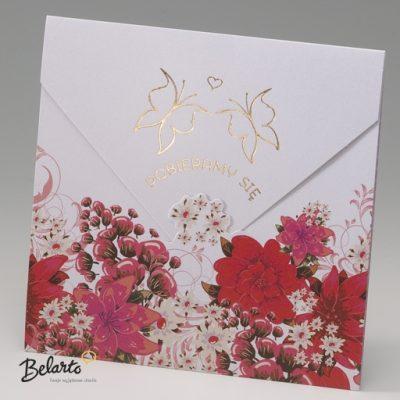 Zaproszenia Bella - Zaproszenie na Slub symbol 725038P 2 bella 400x400