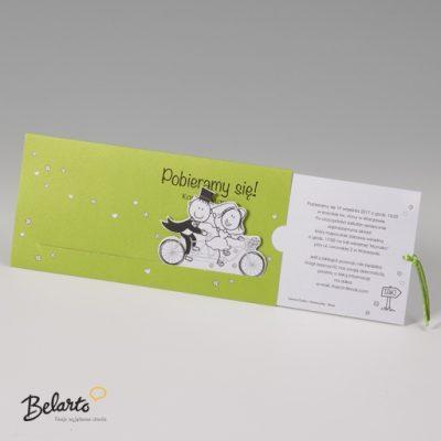 Zaproszenia Bella - Zaproszenie na Slub symbol 725050 3 bella 400x400