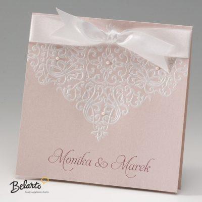 Zaproszenia Bella - Zaproszenie na Slub symbol 725068P bella 400x400