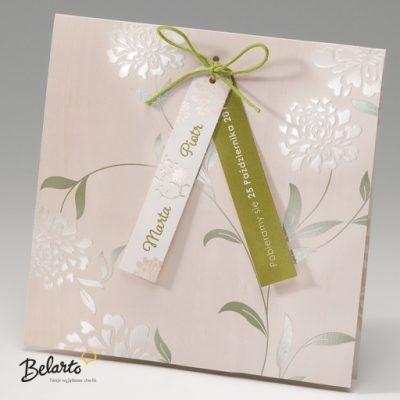 Zaproszenia Bella - Zaproszenie na Slub symbol 725069P bella 400x400