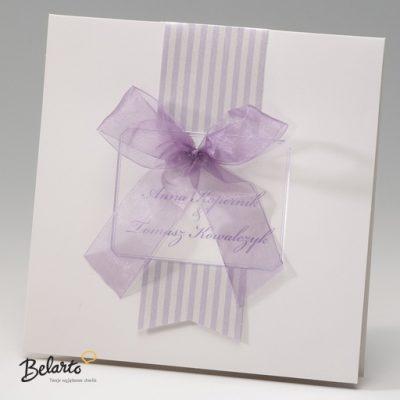 Zaproszenia Bella - Zaproszenie na Slub symbol 725075P bella 400x400