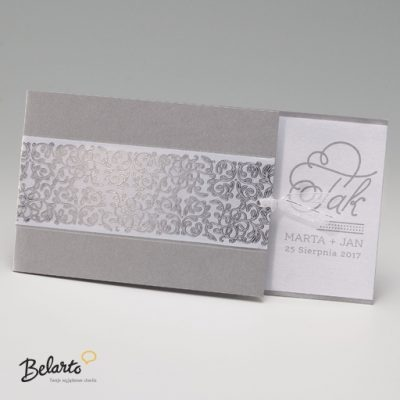 Zaproszenia Bella - Zaproszenie na Slub symbol 725086P bella 400x400
