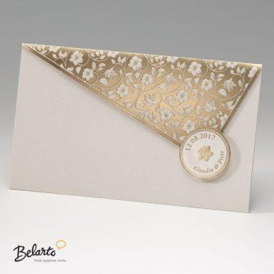 Zaproszenia Bella - Zaproszenie na Slub symbol 725088P bella 400x400