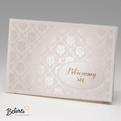 Zaproszenia Bella - Zaproszenie na Slub symbol 725089P bella 400x400