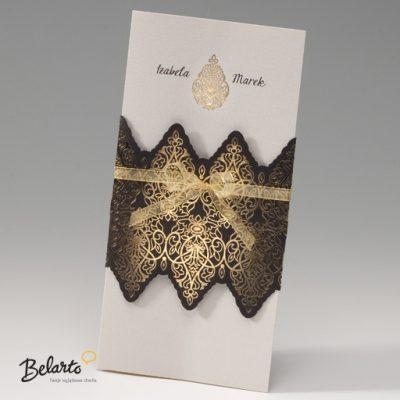 Zaproszenia Bella - Zaproszenie na Slub symbol 725091P bella 400x400