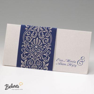Zaproszenia Bella - Zaproszenie na Slub symbol 725098P bella 400x400