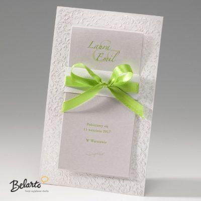 Zaproszenia Bella - Zaproszenie na Slub symbol 725103P bella 400x400