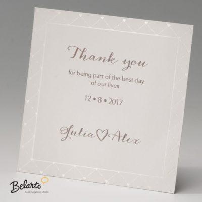 Zaproszenia Bella - Zaproszenie na Slub symbol 725504 bella 400x400