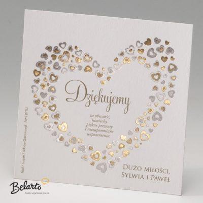 Zaproszenia Bella - Zaproszenie na Slub symbol 725518P bella 400x400