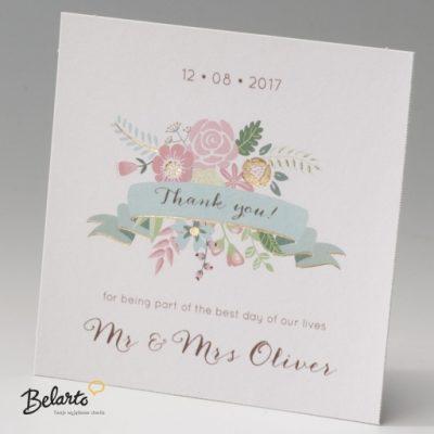 Zaproszenia Bella - Zaproszenie na Slub symbol 725526 bella 400x400