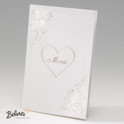 Zaproszenia Bella - Zaproszenie na Slub symbol 725616P bella 400x400