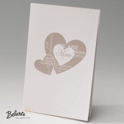 Zaproszenia Bella - Zaproszenie na Slub symbol 725622 bella 400x400