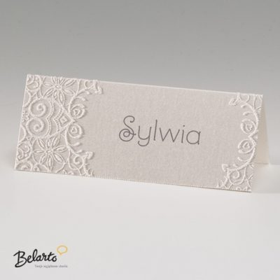 Zaproszenia Bella - Zaproszenie na Slub symbol 725703P bella 400x400