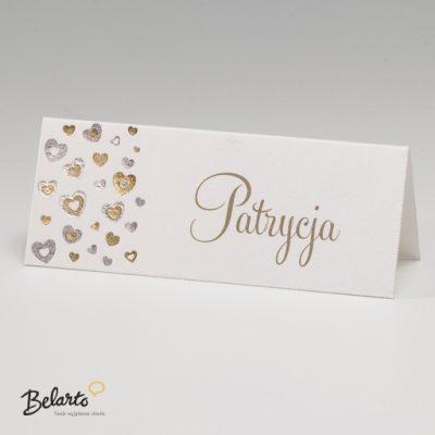 Zaproszenia Bella - Zaproszenie na Slub symbol 725718P 2 bella 400x400
