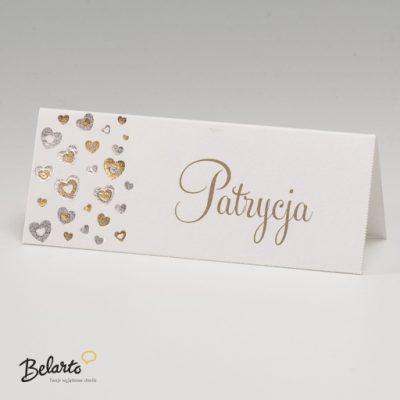 Zaproszenia Bella - Zaproszenie na Slub symbol 725718P bella 400x400
