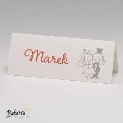 Zaproszenia Bella - Zaproszenie na Slub symbol 725739P bella 400x400