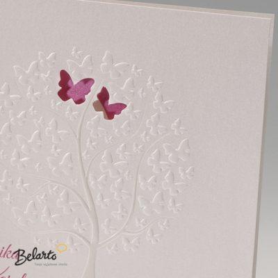 Zaproszenia Bella - Zaproszenie na Slub symbol 725907P 2 bella 400x400