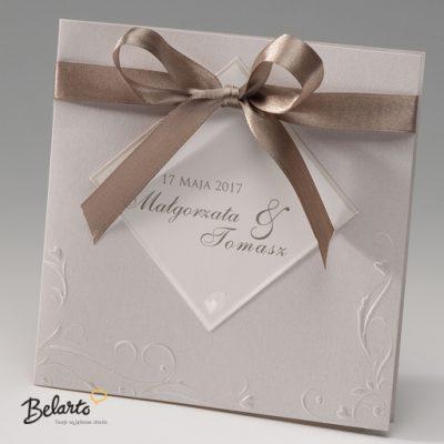 Zaproszenia Bella - Zaproszenie na Slub symbol 725913P bella 400x400