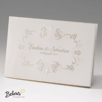 Zaproszenia Bella - Zaproszenie na Slub symbol 725924P bella 400x400