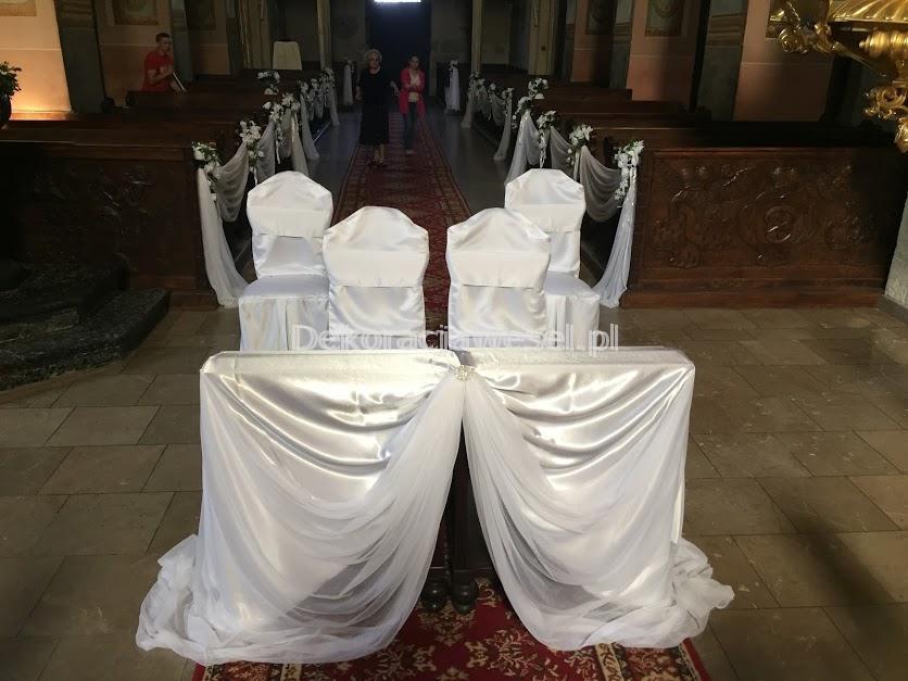 Dekoracje Sal Weselnych i Kościołów Sandomierz i okolice -  - Kościół Piotra i Pawła w Obrazowie 5