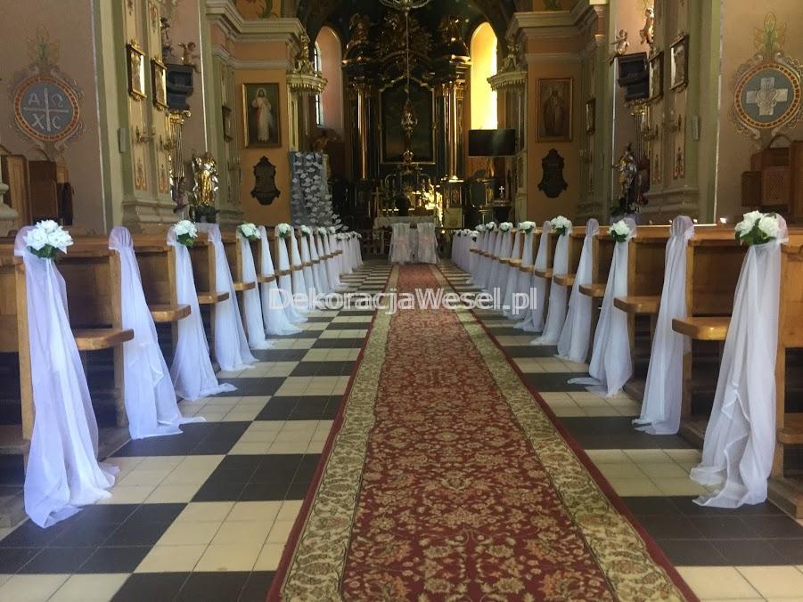 Dekoracje Sal Weselnych i Kościołów Sandomierz i okolice -  - Kościół Piotra i Pawła w Obrazowie 8