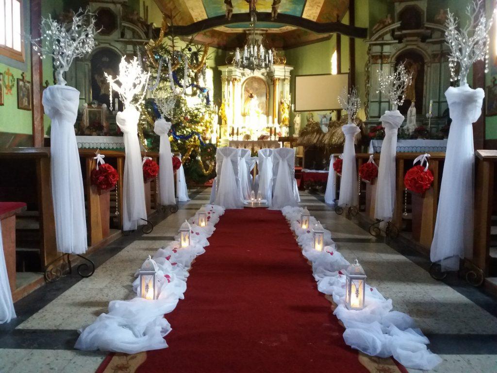 Dekoracja kościoła na ślub -  - 20170107 132201 1024x768