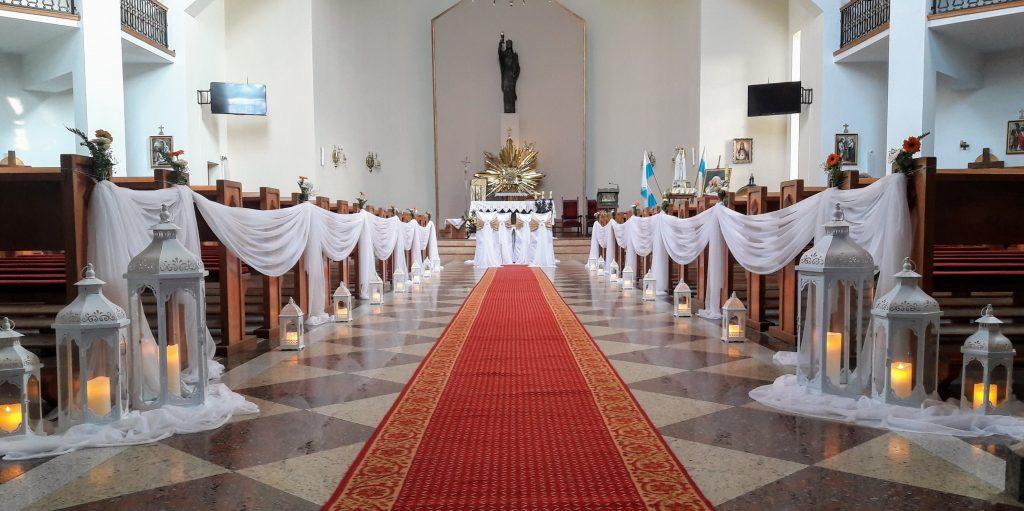 Dekoracja kościoła na ślub -  - 20171118 143802 1024x511