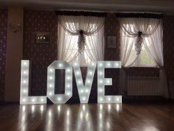Napis LOVE na wesele i sesję zdjęciową - IMG 0851 250x188