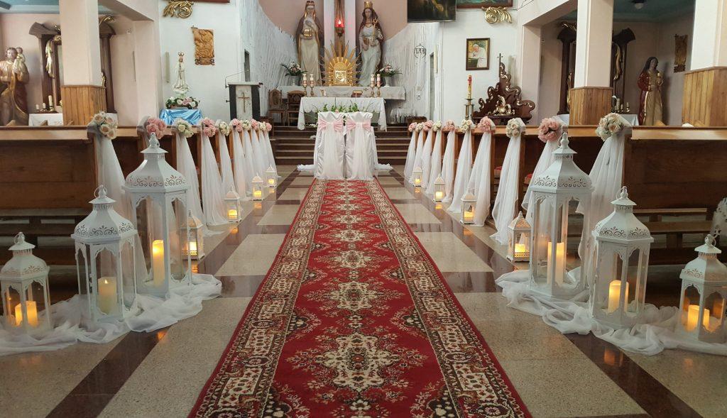 Dekoracja kościoła na ślub -  - 20180929 192511 1024x589