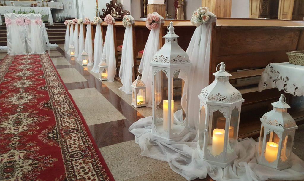 Dekoracja kościoła na ślub -  - 20180929 192531 1024x611