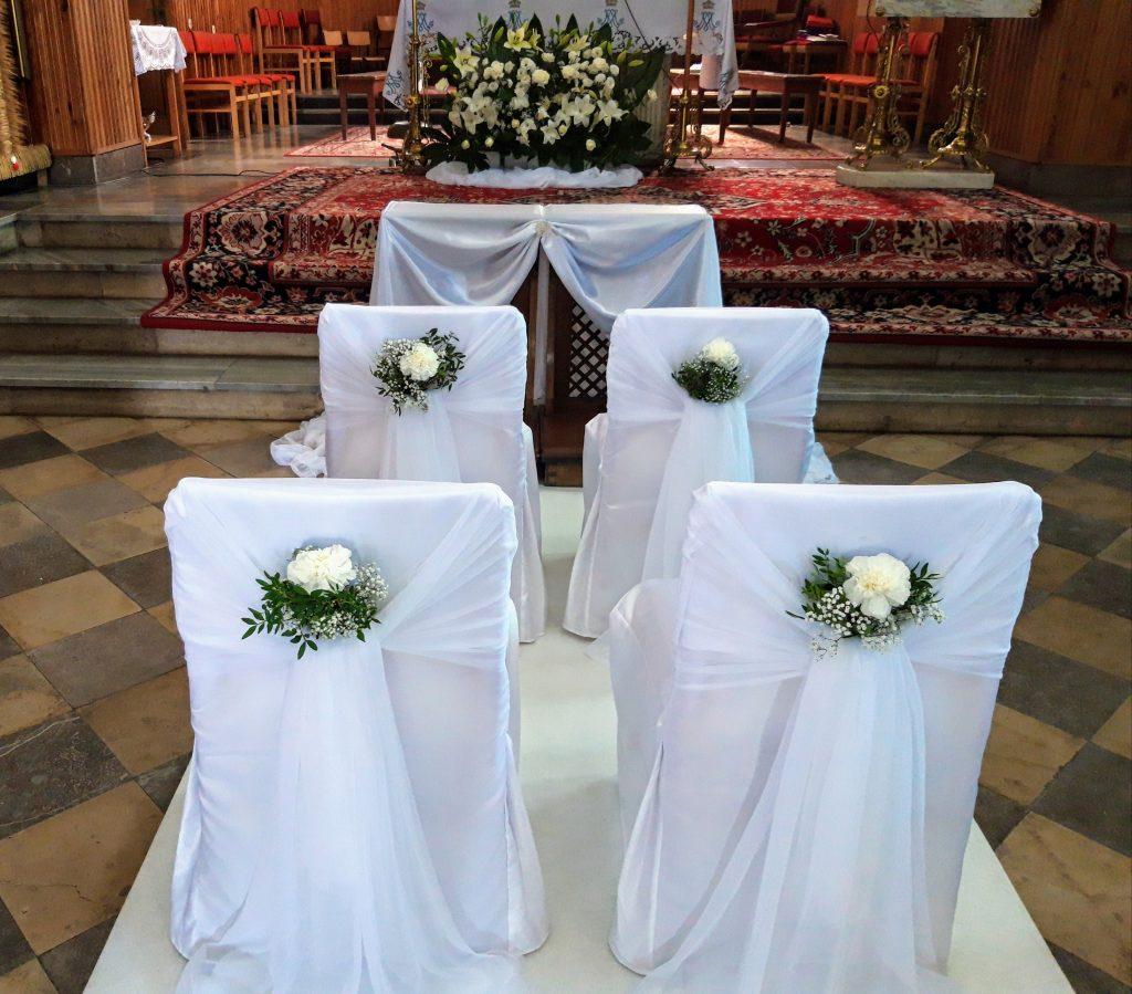 Dekoracja kościoła na ślub -  - 20190901 165905 1024x899
