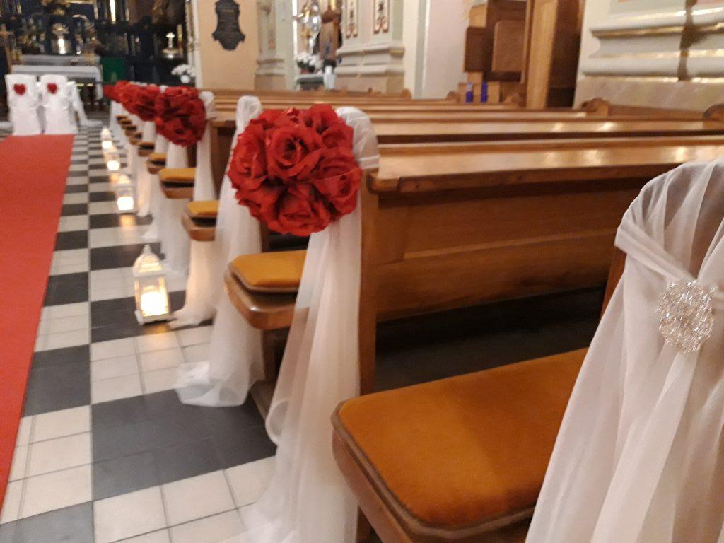 Dekoracja kościoła na ślub -  - 20191122 193043 1024x768