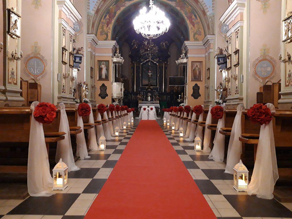 Dekoracja kościoła na ślub -  - 20191122 193132 1024x768